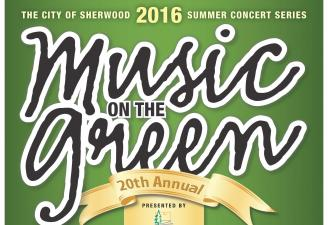 Music on the Green 2016